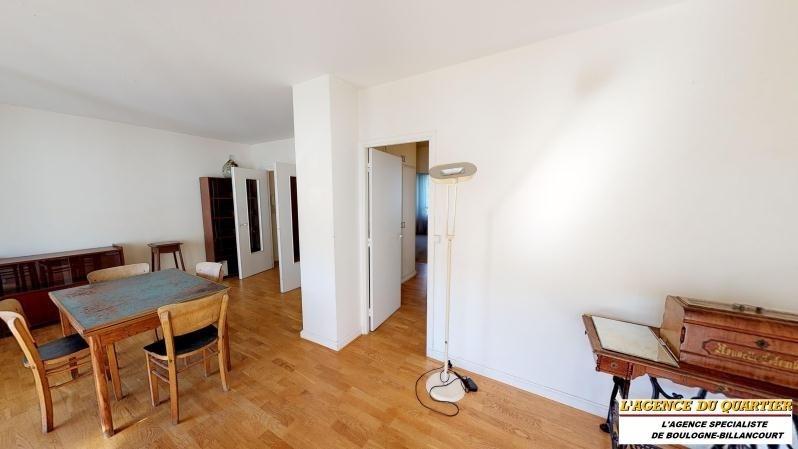 Venta  apartamento Boulogne billancourt 540000€ - Fotografía 2