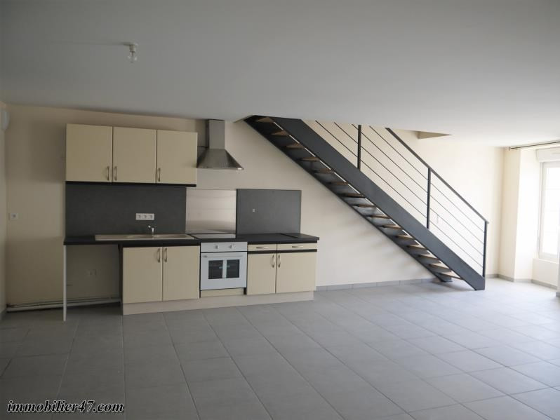 Rental apartment Castelmoron sur lot 530€ CC - Picture 3