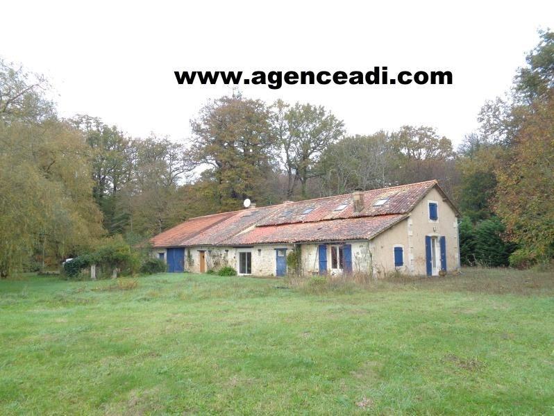 Vente maison / villa Souvigne 145600€ - Photo 1