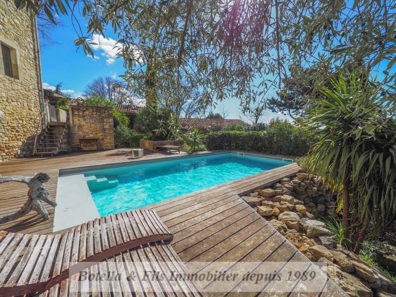 Vente de prestige maison / villa Uzes 870000€ - Photo 2