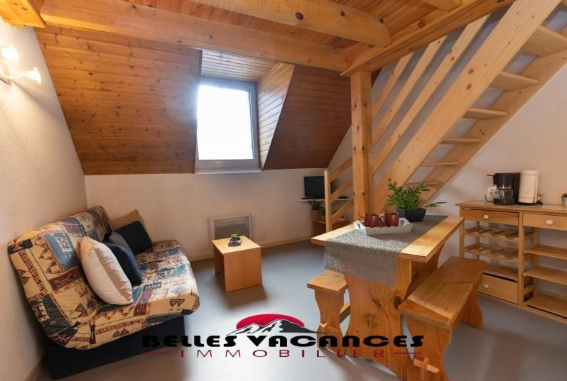 Sale apartment St lary soulan 72 500€ - Picture 1