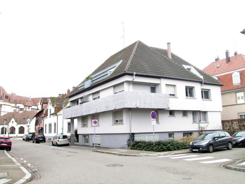 Vente appartement Strasbourg 78000€ - Photo 3