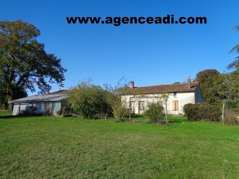 Vente maison / villa Beaussais 122800€ - Photo 1