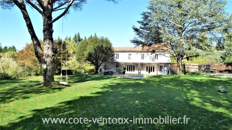Vente maison / villa Carpentras 375 000€ - Photo 7