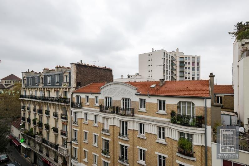 Vente appartement Paris 18ème 290000€ - Photo 9