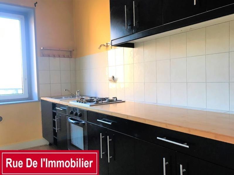 Vente maison / villa Haguenau 185000€ - Photo 1