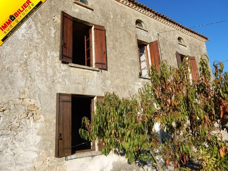 Sale house / villa Langon 139 800€ - Picture 1