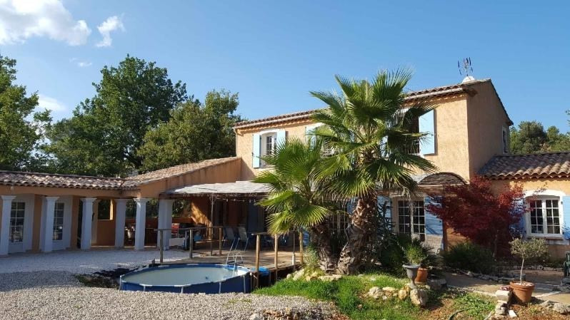 Vente de prestige maison / villa Nans les pins 799900€ - Photo 1