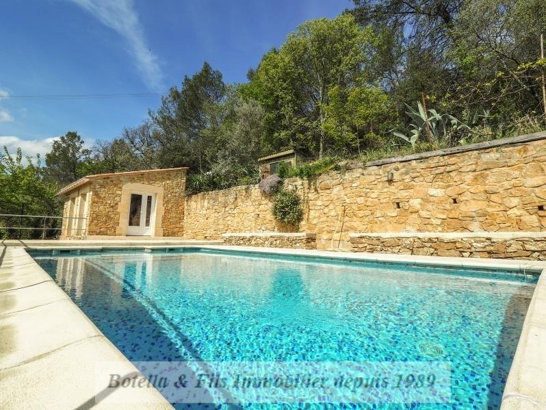Vente maison / villa Uzes 390000€ - Photo 3