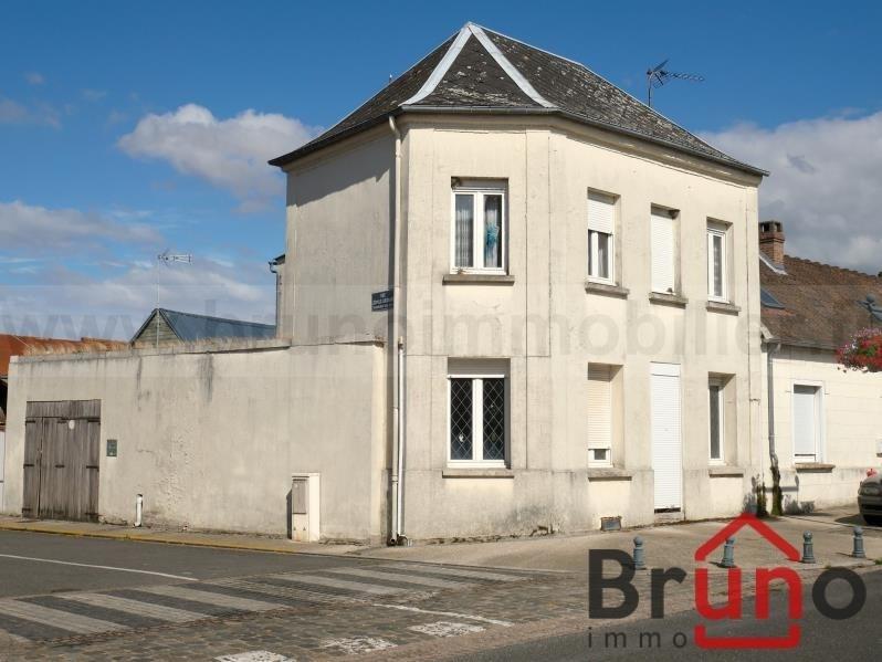 Revenda casa Noyelles sur mer 95500€ - Fotografia 1