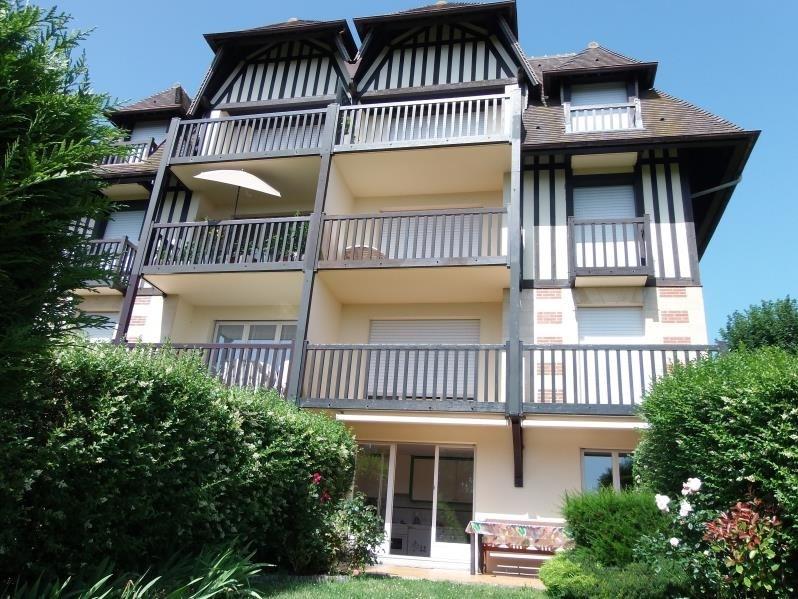 Sale apartment Blonville s/mer 135000€ - Picture 1
