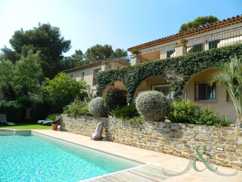 Immobile residenziali di prestigio casa Bormes les mimosas 1850000€ - Fotografia 1