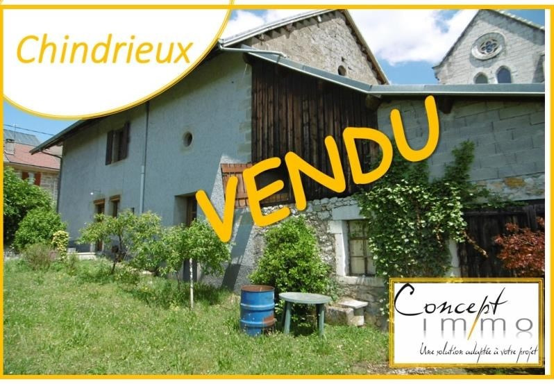 Vente maison / villa Chindrieux 216 000€ - Photo 1