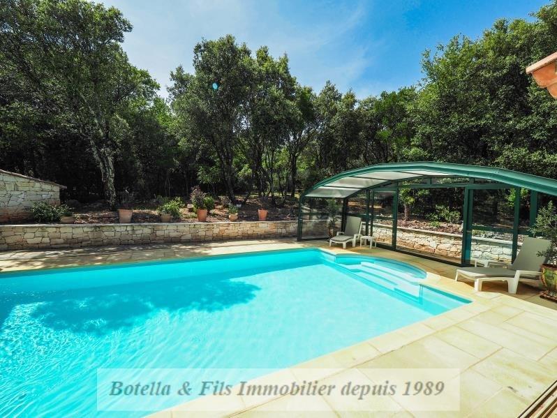 Verkoop van prestige  huis Uzes 677000€ - Foto 3