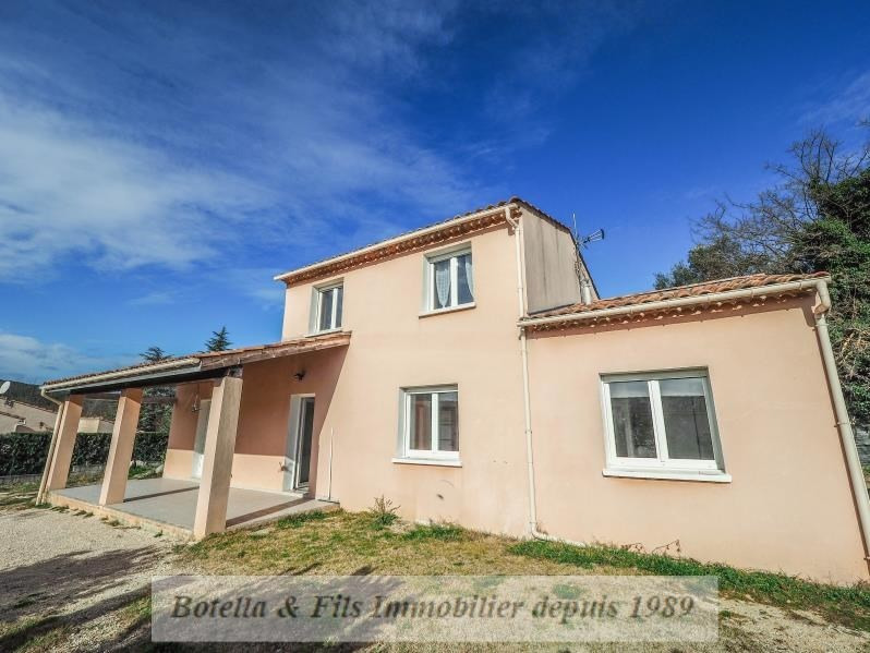 Vente maison / villa Goudargues 214 000€ - Photo 1