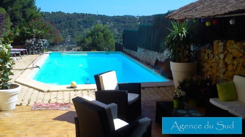 Vente de prestige maison / villa Carnoux en provence 685000€ - Photo 1