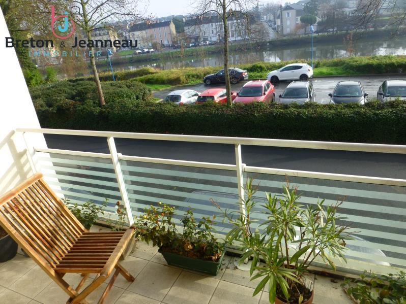 Sale apartment Laval 145600€ - Picture 2