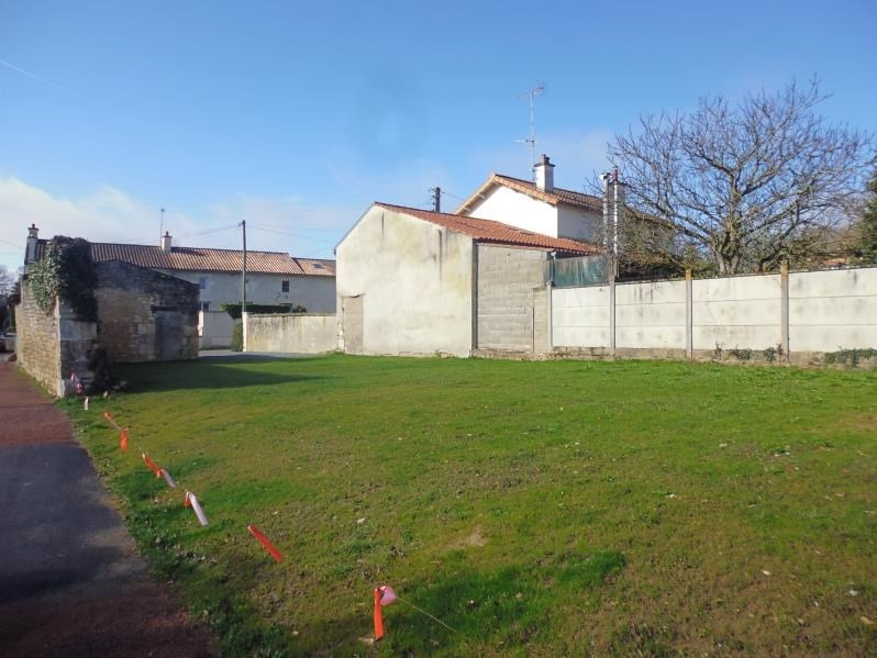 Venta  terreno Mignaloux beauvoir 55000€ - Fotografía 2