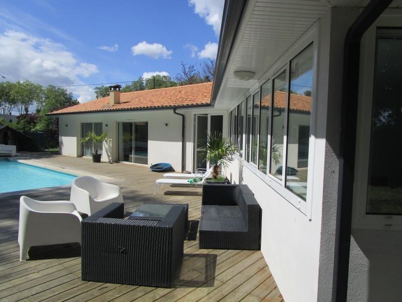 Vente maison / villa Ste eulalie 398000€ - Photo 2