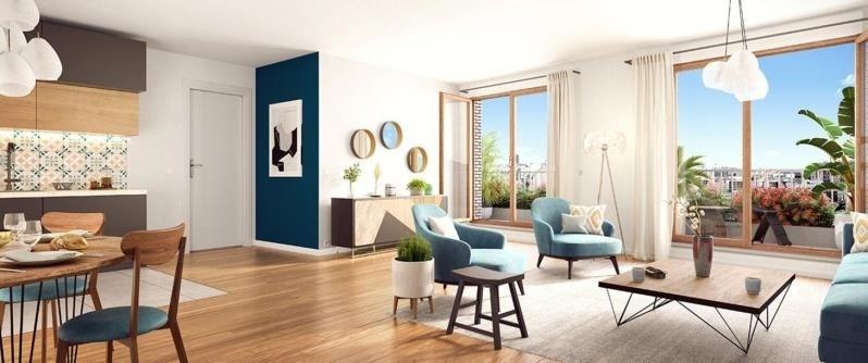Vente appartement Noisy le sec 224800€ - Photo 1