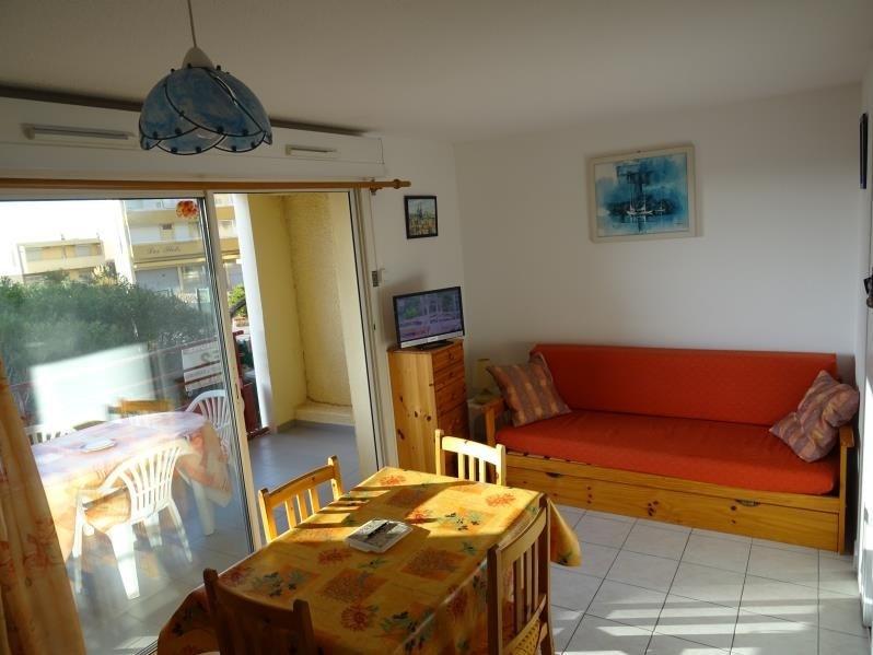 Vente appartement Valras 106000€ - Photo 3