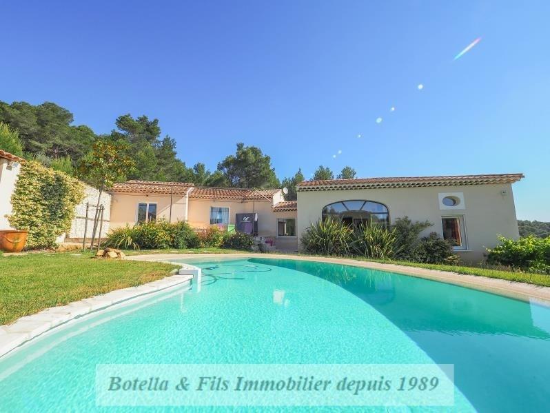 Vente de prestige maison / villa Uzes 630000€ - Photo 17