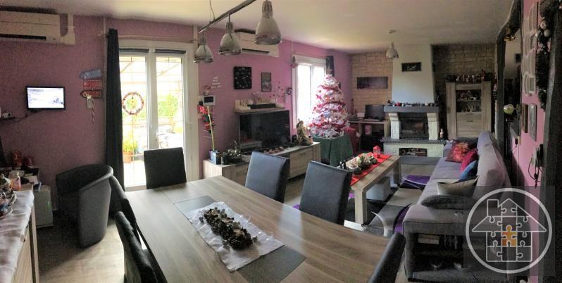 Sale house / villa Tracy le mont 209000€ - Picture 2