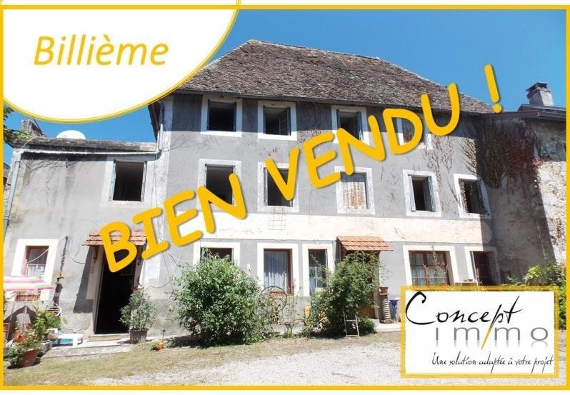 Sale house / villa Billieme 150000€ - Picture 1