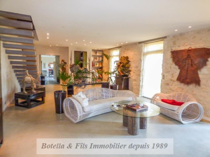 Vente de prestige maison / villa Uzes 1495000€ - Photo 5