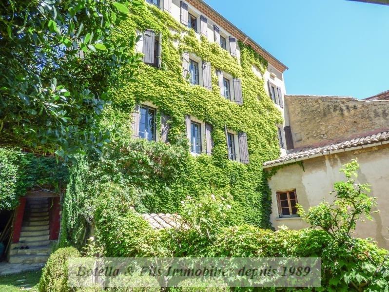 Venta de prestigio  casa Uzes 639000€ - Fotografía 15