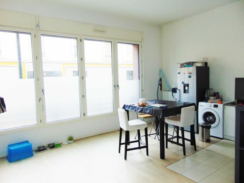 Rental apartment La plaine saint-denis 725€ CC - Picture 1