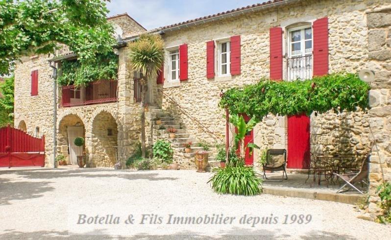Deluxe sale house / villa Uzes 885000€ - Picture 2