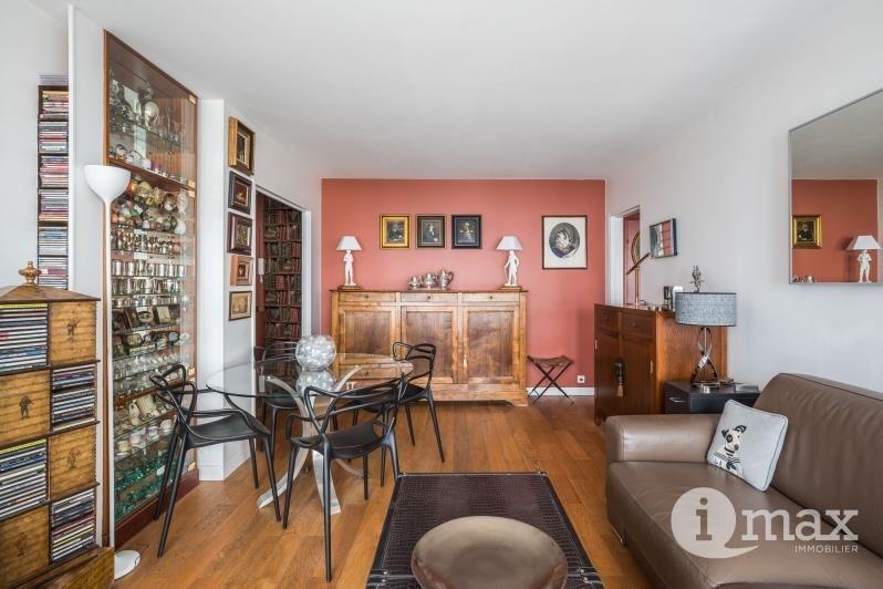 Vente appartement Paris 11ème 570000€ - Photo 2