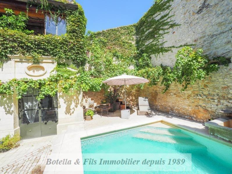 Vente de prestige maison / villa Uzes 1198000€ - Photo 2