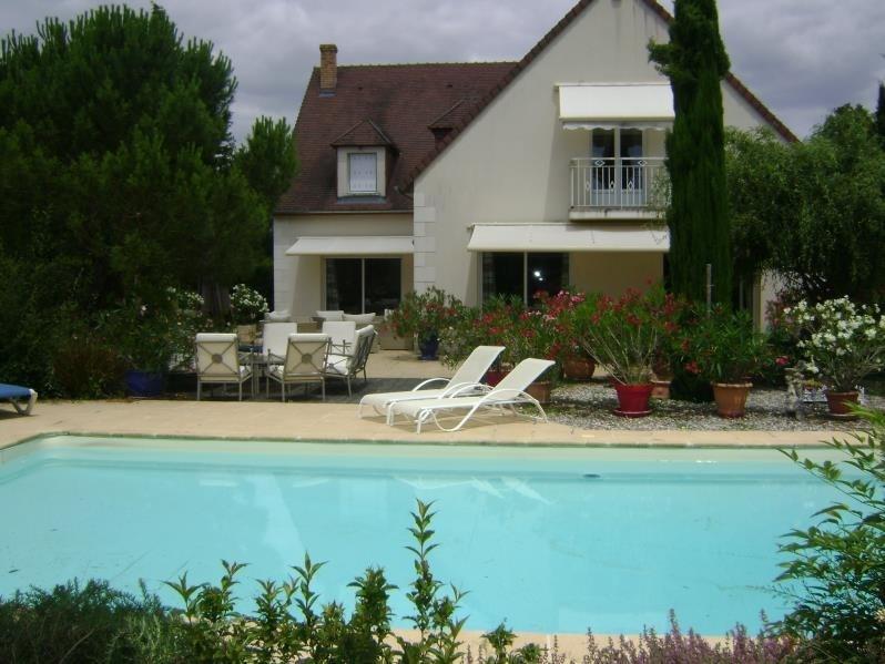Vente de prestige maison / villa Neuille le lierre 415000€ - Photo 1