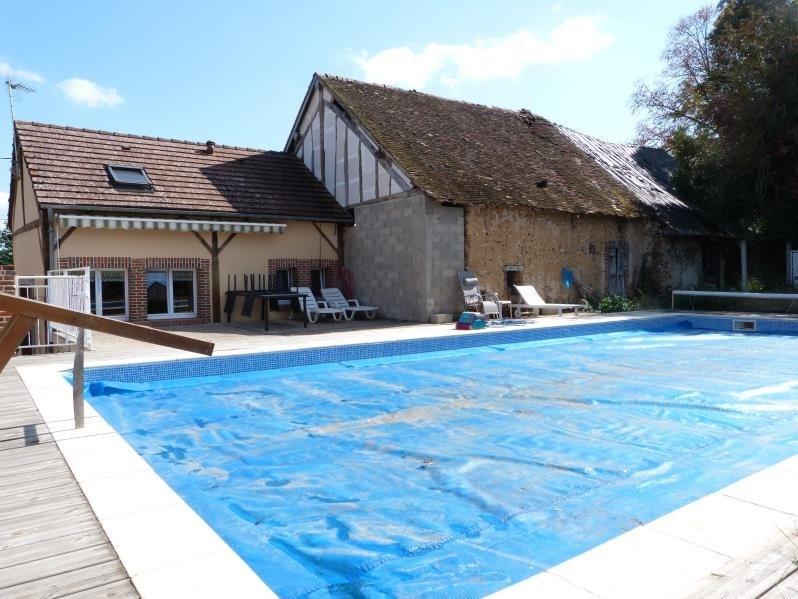 Vente maison / villa Douchy - montcorbon 150000€ - Photo 1