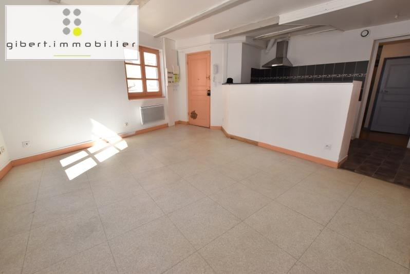 Sale apartment Le puy en velay 64 700€ - Picture 2