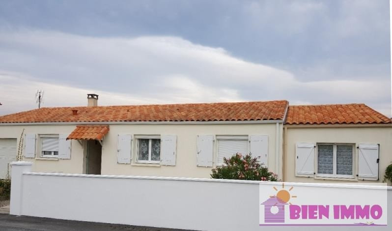 Vente maison / villa Saint sulpice de royan 243 600€ - Photo 1