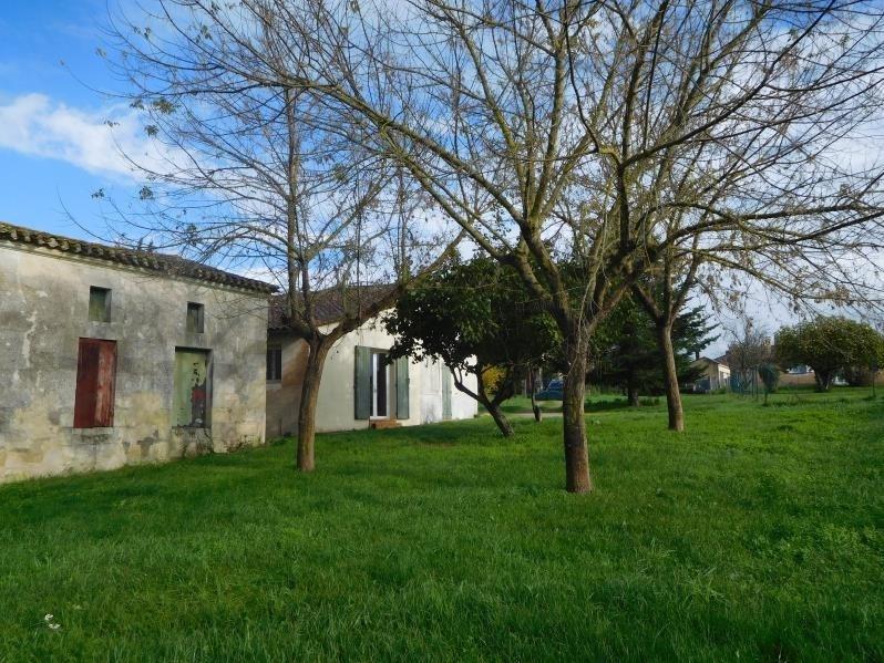 Location maison / villa La lande de fronsac 795€ CC - Photo 1