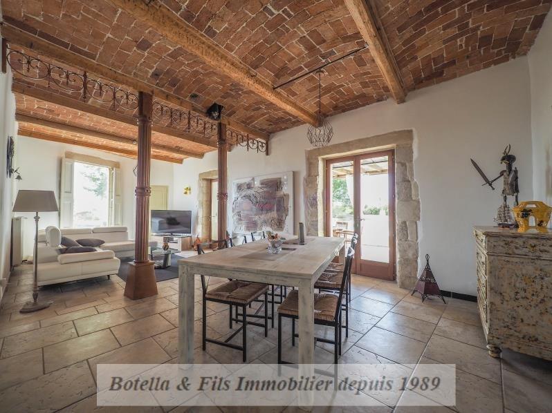 Immobile residenziali di prestigio casa Uzes 842000€ - Fotografia 4