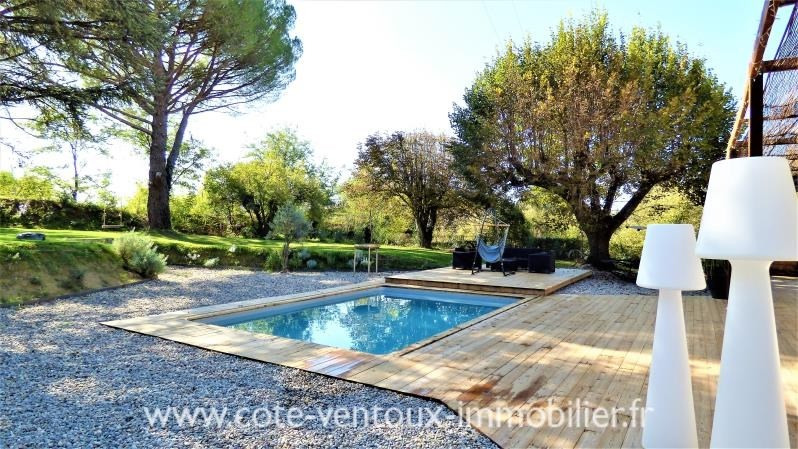 Vente maison / villa Carpentras 375 000€ - Photo 4