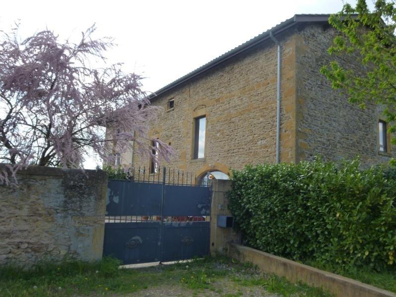 Vente appartement St germain sur l arbresle 165000€ - Photo 1