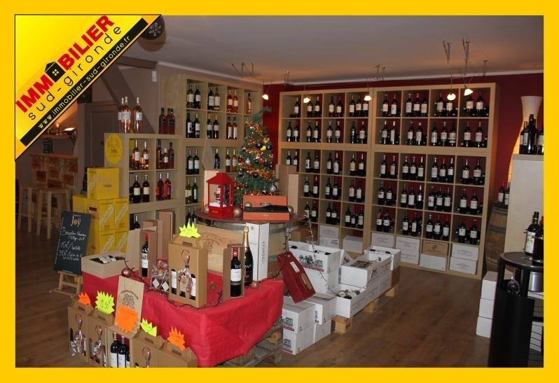 Vendita licenza commerciale negozzio Langon 70850€ - Fotografia 1