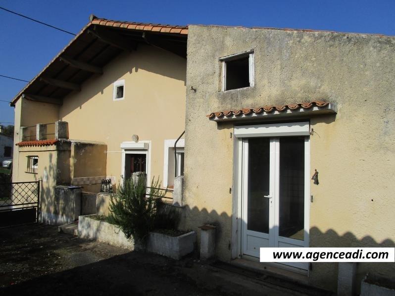 Vente maison / villa Saivres 44000€ - Photo 1