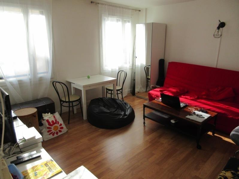 Vente appartement Paris 19ème 320000€ - Photo 1