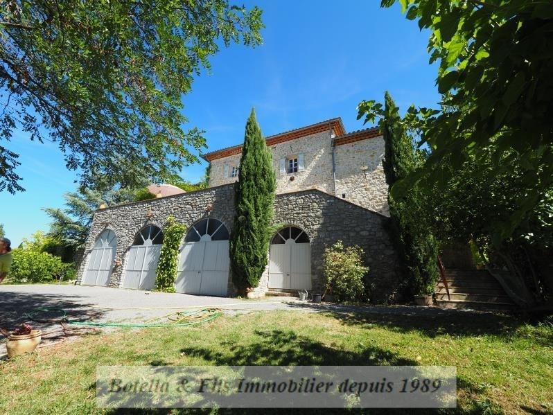 Vente de prestige maison / villa Barjac 650000€ - Photo 14