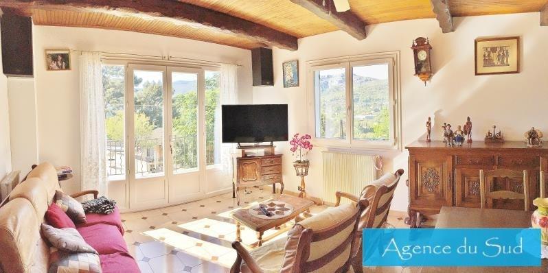 Vente maison / villa Roquevaire 429000€ - Photo 7