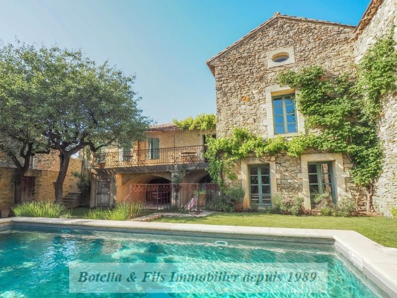 Vente de prestige maison / villa Uzes 585000€ - Photo 7