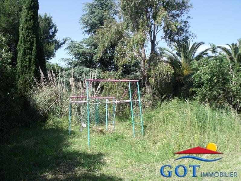 Revenda terreno Villelongue de la salanque 160000€ - Fotografia 2