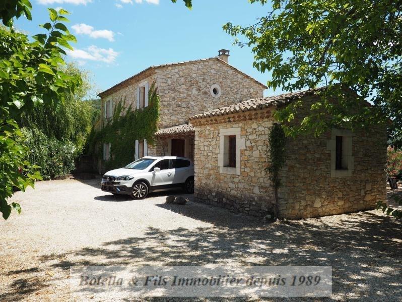 Immobile residenziali di prestigio casa Goudargues 526000€ - Fotografia 15